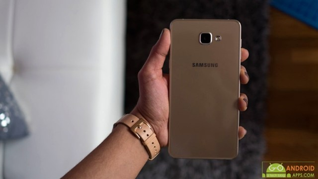Samsung Galaxy A9 Camera