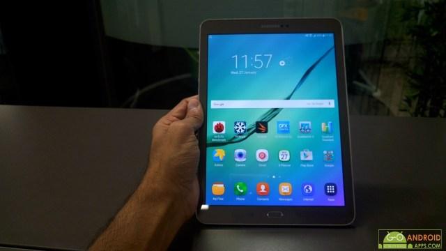 Samsung Galaxy Tab S2 First Look