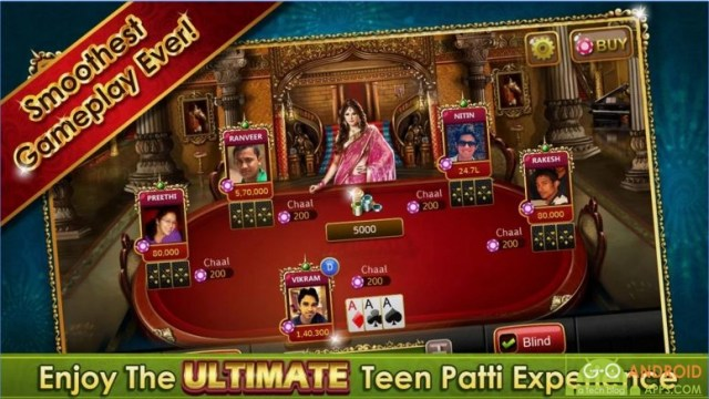 Ultimate Teen Patti Android Game
