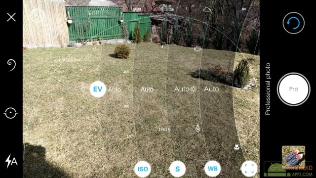 Vivo X6Plus Camera