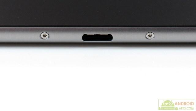 Xiaomi Mipad 2 Charging Slot