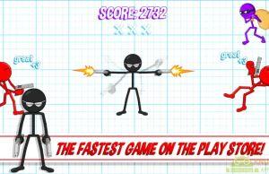 Gun Fu Stickman 2 Game