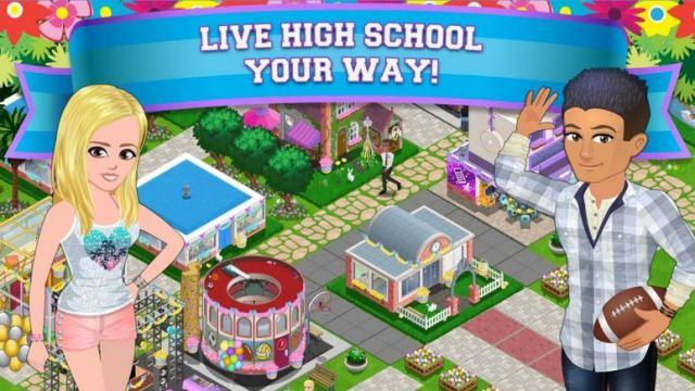 High School Story Game