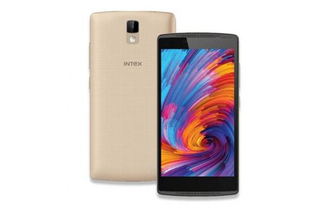 Intex Cloud Jewel Smartphone