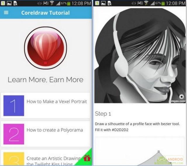 Master Corel Draw App