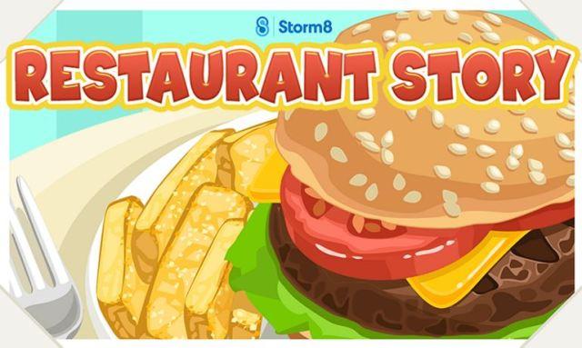 Restaurant Story Game