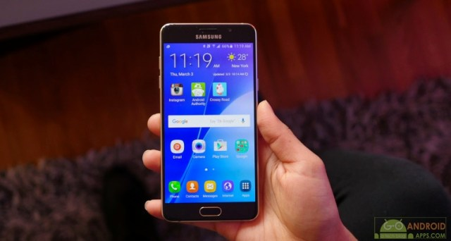 Samsung Galaxy A5 Review