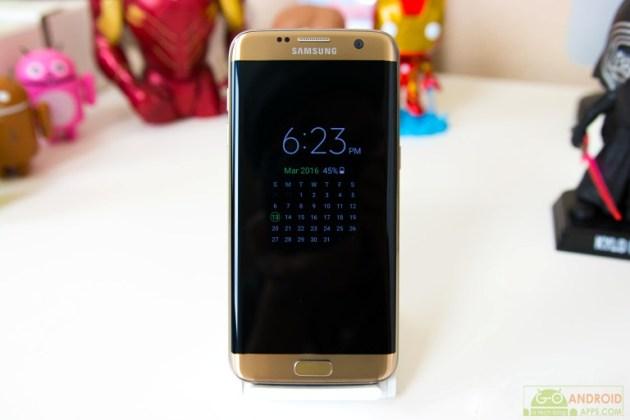 Samsung Galaxy S7 Calender