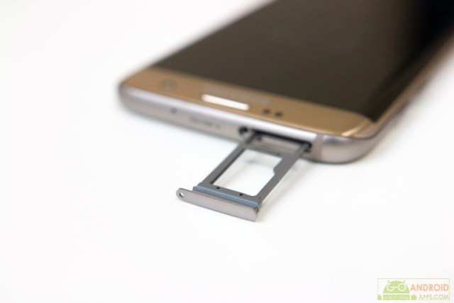 Samsung Galaxy S7 microSD Card