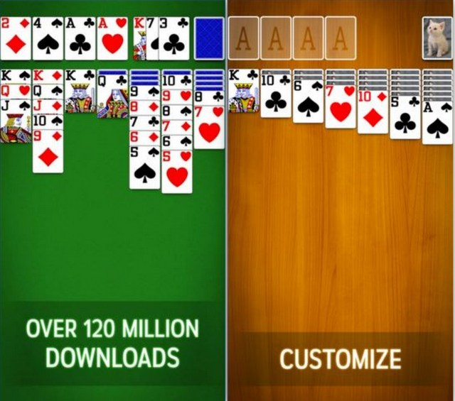 Solitaire Android Game
