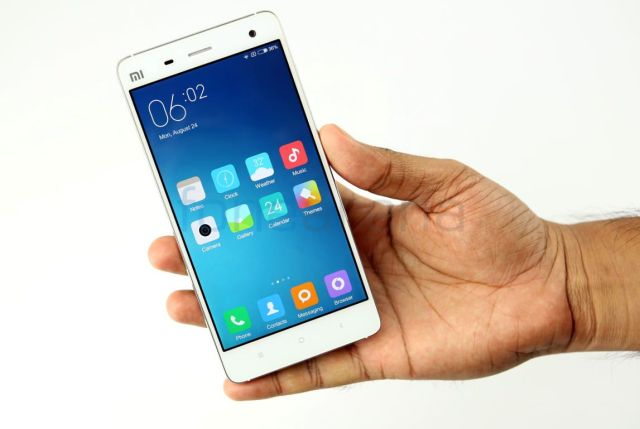 Xiaomi Mi 4 MIUI