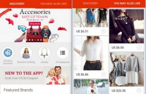 AliExpress Shopping App on Android