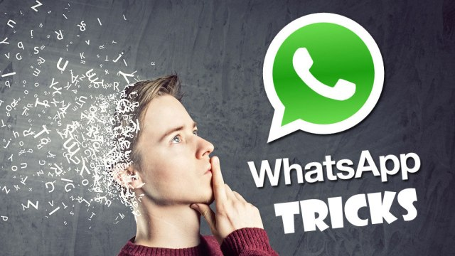 Best tricks on Whatsapp that you shoud must know
