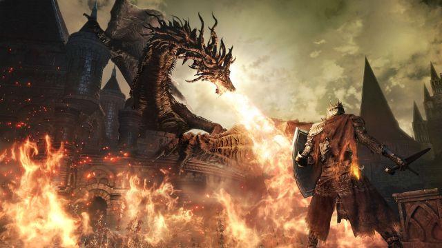 Dark Souls III's Game