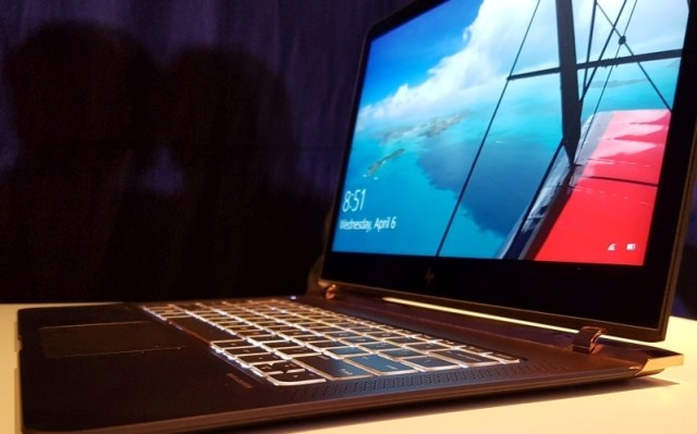 HP Spectre 13 Review