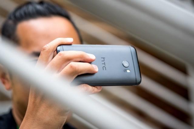 HTC 10 Back Camera