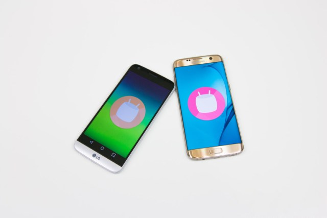 LG G5 vs Samsung Galaxy S7 Edge Operating System