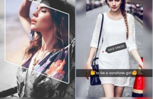Lidow mirror collage snap grid