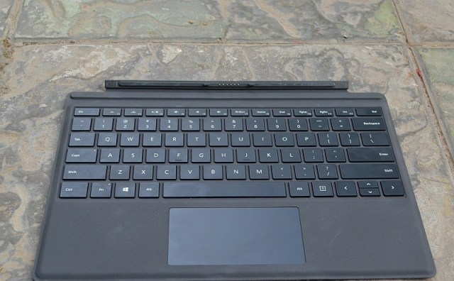 Microsoft Surface Pro 4 Keyboard