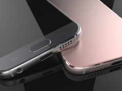 Samsung Galaxy S7 in Pink Gold Colour Variant