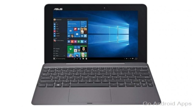 Asus T100HA-FU006T Laptop