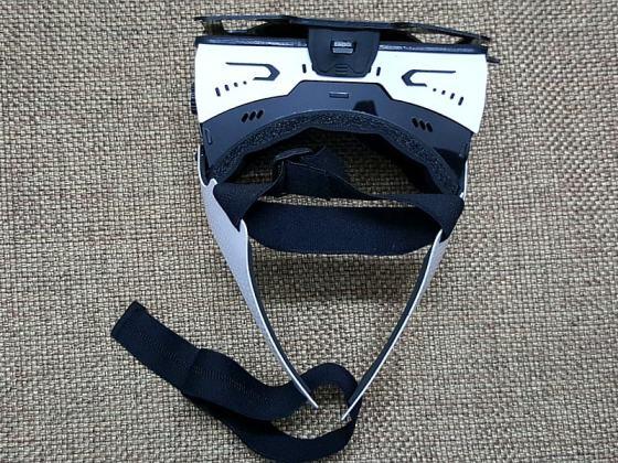 Converge VR Headset Design