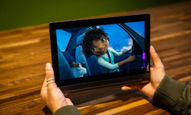 Lenovo Yoga Tab 3 Pro Display