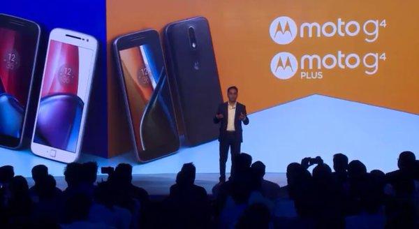 Motorola Moto G4 Plus, Moto G4 Launched in India