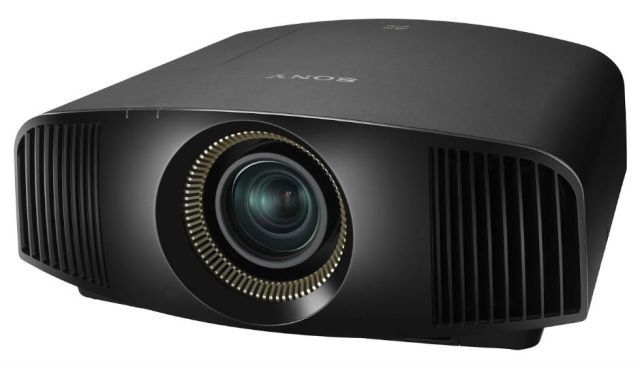 Sony projector with 4K HDR launched at Rs. 6,63,300