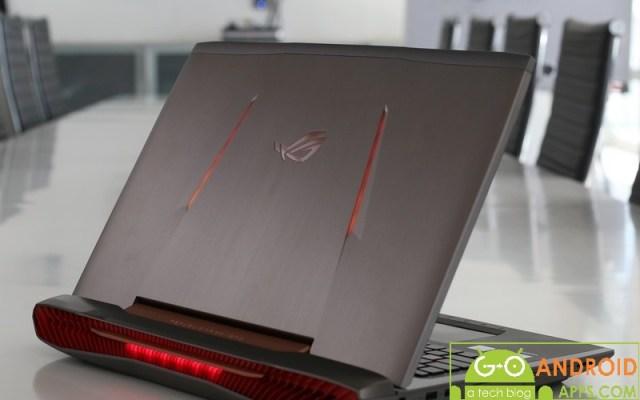 Asus ROG G752VY Laptop