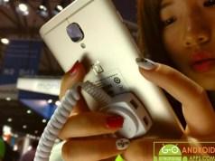 OnePlus 3 Soft Gold version