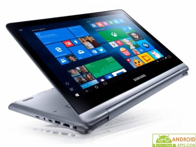 Samsung Notebook 7 Spin Hybrid Laptop