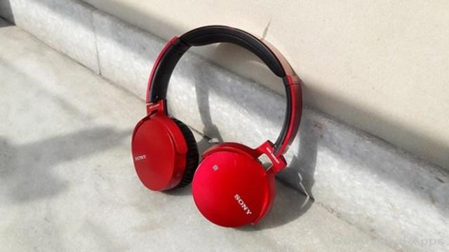 Sony MDR XB650BT Headphones