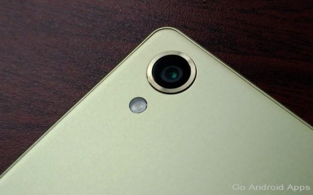 Sony Xperia X Dual Smartphone Camera