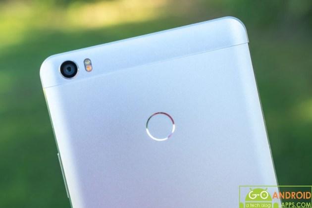 Xiaomi MI Max Camera
