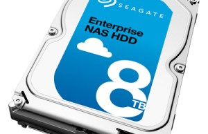 Seagate NAS HDD is now available up to 8TB