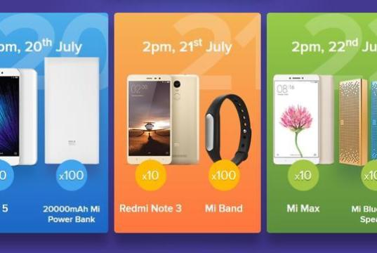 Xiaomi complete 2 years in India and celebrate it with contests