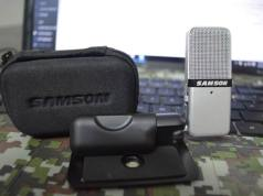 Samson SAGOMIC USB Condenser Microphone Review