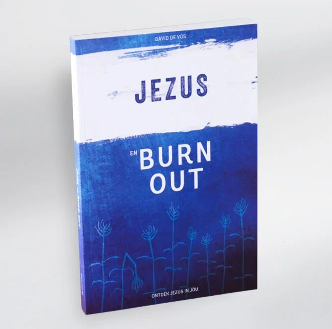 Boek Jezus en Burn Out