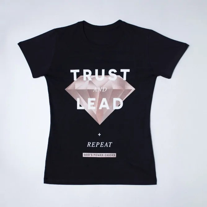 T-shirt Trust and Lead
