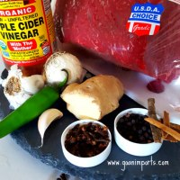 Goan Beef Roast Recipe - Assado de Carne