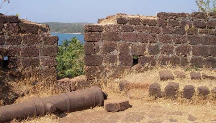 Cabo da Rama Fort 1