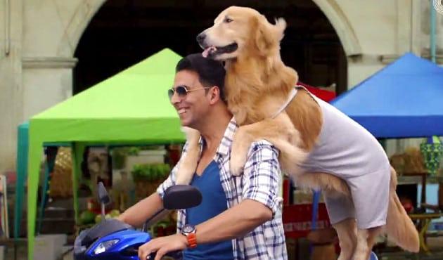 Entertainment - Akshay Kumar's New Flick   GOA PRISM