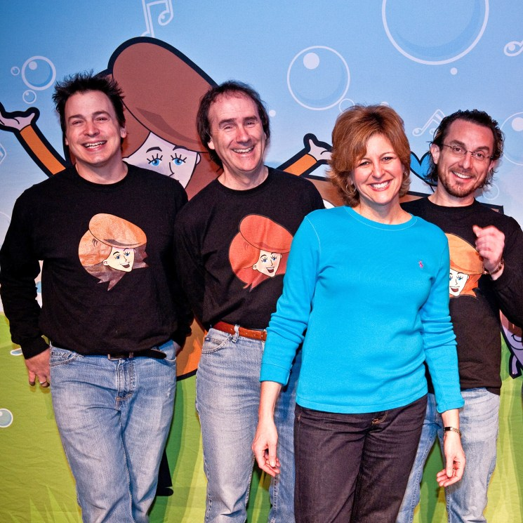 Debbie and Friends, courtesy image/South Shore Conservatory