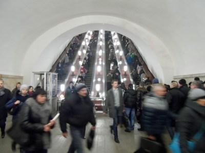 Moscow's metro 4