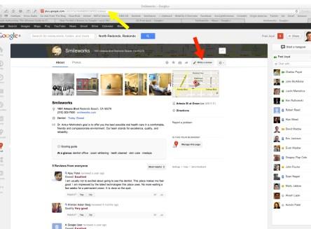 Google biz claim 5