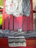 salt and pepper yarn
