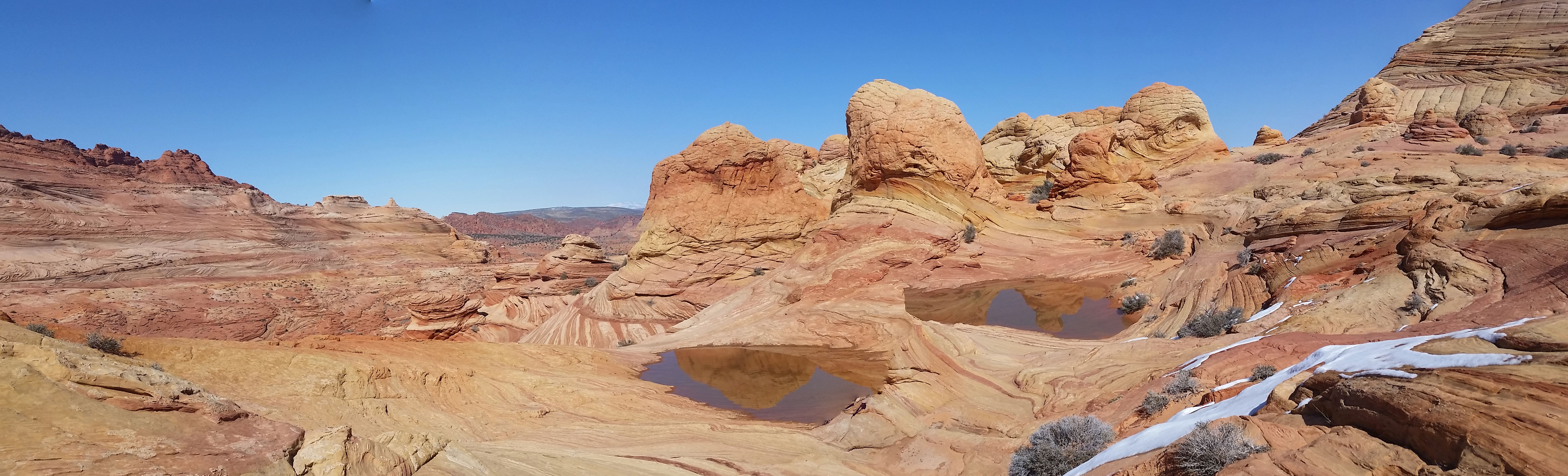 Coyote Buttes North The Wave Az