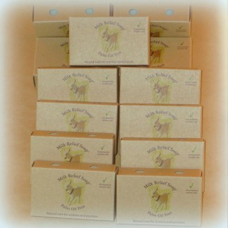 Goat Milk Soap NZ 13 bars