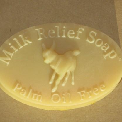 4 bars Goat Milk Soap | Milk Relief Soap